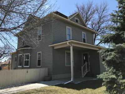 Mitchell Single Family Home For Sale: 423 E 1st Ave