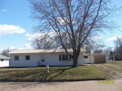 Single Family Home For Sale: 305 E Farmer Ave