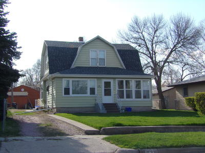 Multi Family Home For Sale: 219 S Montana St