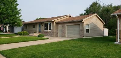 Mitchell Single Family Home For Sale: 316 E 15th Ave
