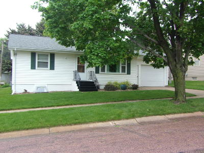 Mitchell Single Family Home For Sale: 312 S Isadore St