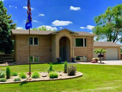 Mitchell Single Family Home For Sale: 76 S Harmon Dr