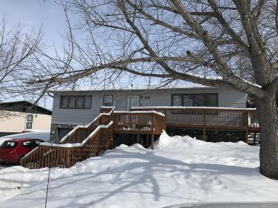 Single Family Home For Sale: 115 Summit Dr