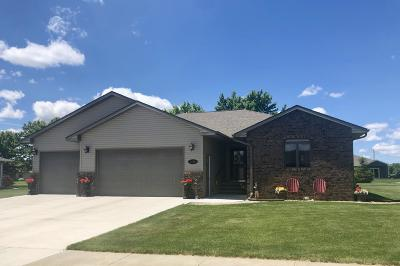 Single Family Home For Sale: 2709 Winsor Ct