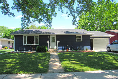 Mitchell Single Family Home For Sale: 506 E 15th Ave