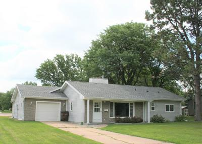 Mitchell Single Family Home For Sale: 1300 S Minnesota St