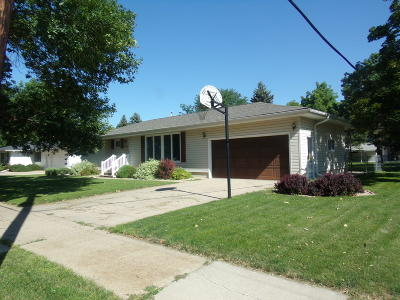 Mitchell Single Family Home For Sale: 1300 W Cedar Ave