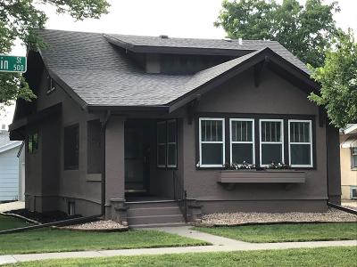 Single Family Home For Sale: 501 N Wisconsin