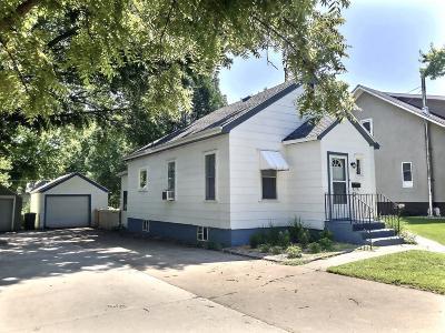 Single Family Home For Sale: 412 S Minnesota St
