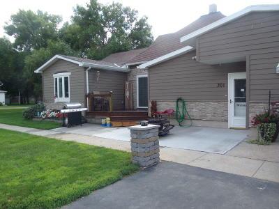 Single Family Home For Sale: 301 N Lindman St