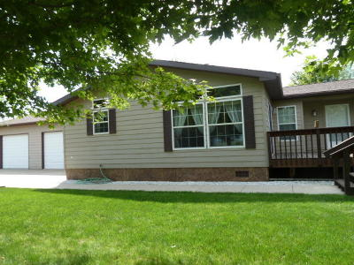 Single Family Home For Sale: 25051 419th Ave