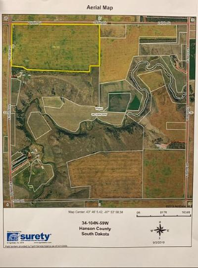 Land & Lots for Sale in Mitchell, SD