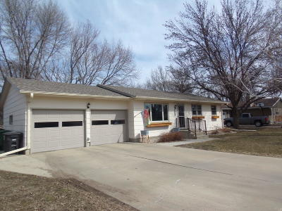 Mitchell Single Family Home For Sale: 612 E 13th Ave