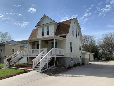 Single Family Home For Sale: 310 E 6th Ave