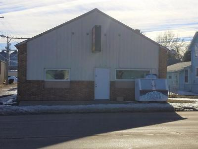 Commercial For Sale: 107 W Sd Hwy 46