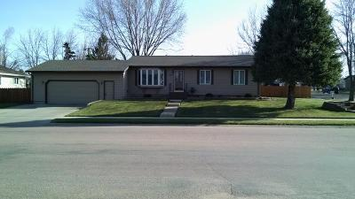 Mitchell Single Family Home For Sale: 401 E 15th St
