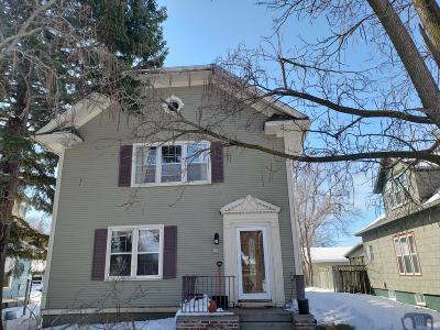 Single Family Home For Sale: 821 W 4th Ave