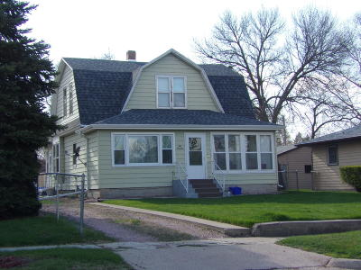 Single Family Home For Sale: 219 S Montana St