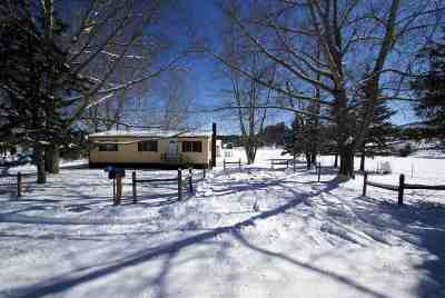 Custer SD Single Family Home Sold: $75,000