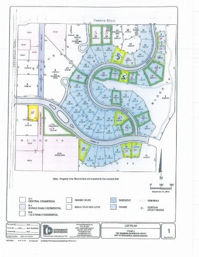 Spearfish SD Residential Lots & Land Uc-Contingency-Take Bkups: $55,000