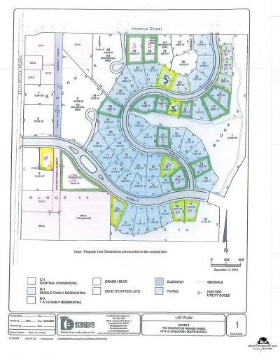 Spearfish SD Residential Lots & Land For Sale: $225,000