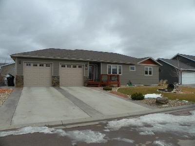 Spearfish SD Single Family Home Sold: $234,900