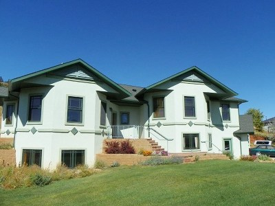 Spearfish SD Single Family Home Sold-Co-Op By Bor Member: $360,000