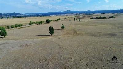 Belle Fourche, Spearfish Residential Lots & Land For Sale: Westview Road