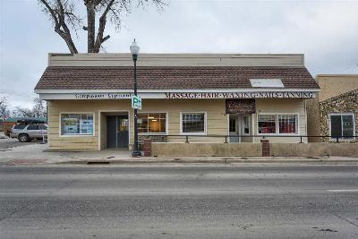Belle Fourche Commercial For Sale: 520 & 522 5th