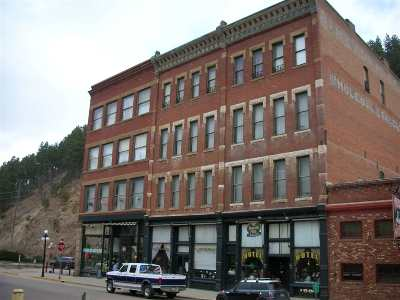 Deadwood Commercial Uc-Contingency-Take Bkups: 51, 53 & 55 Sherman Street