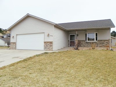 Spearfish SD Single Family Home Withdrawn: $254,900 Reduced!