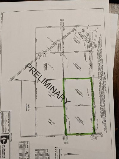 Belle Fourche, Spearfish Residential Lots & Land For Sale: Old #14