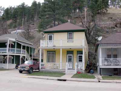 Deadwood, Lead Multi Family Home Uc-Contingency-Take Bkups: 770 Main