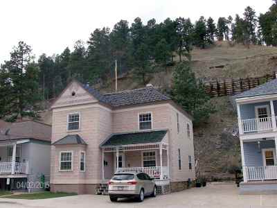 Deadwood Single Family Home For Sale: 766 Main