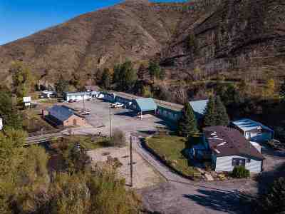 Deadwood Commercial For Sale: 206 & 220 Mountain Shadow Lane