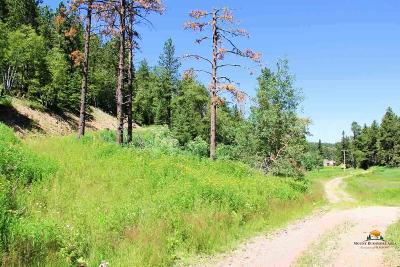 Deadwood, Lead Residential Lots & Land For Sale: Tract 73a Yellow Creek