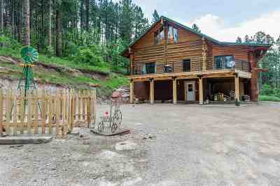 Spearfish SD Single Family Home For Sale: $349,900