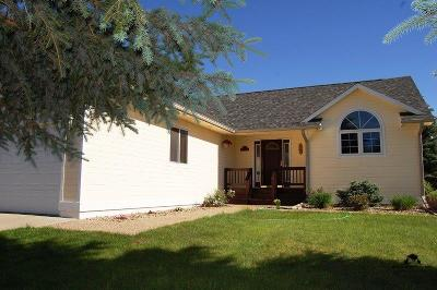 Spearfish SD Single Family Home Sold-Co-Op By Bor Member: $299,500