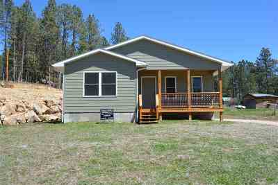 Custer SD Single Family Home For Sale: $179,000