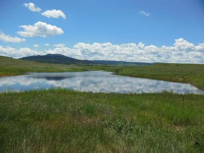 Belle Fourche, Spearfish Residential Lots & Land For Sale: 19752 Prairie Ridge Road