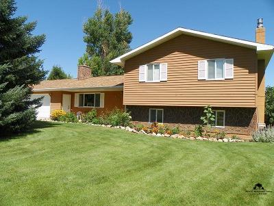Spearfish SD Single Family Home Sold-Co-Op By Bor Member: $289,900