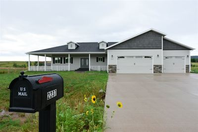 Spearfish SD Single Family Home For Sale: $419,900