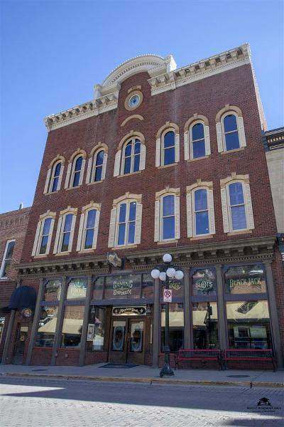 Deadwood, Lead Commercial For Sale: 677 Main Street