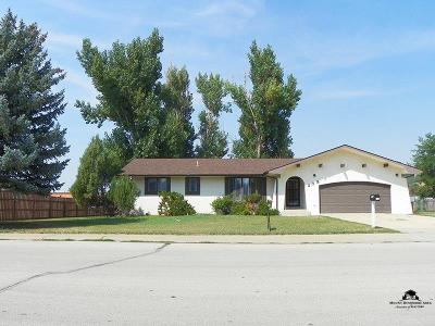 Spearfish SD Single Family Home Sold: $189,000