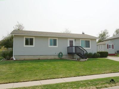 Spearfish SD Single Family Home Sold-Inner Office: $195,000