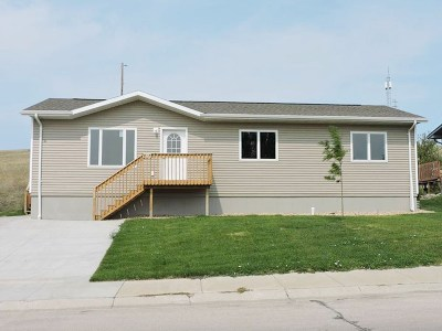 Belle Fourche SD Single Family Home For Sale: $159,900
