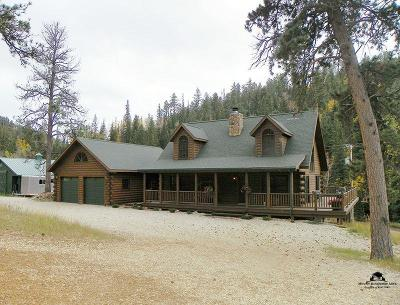 Single Family Home Sold-Co-Op By Bor Member: 21211 Yellow Creek Road
