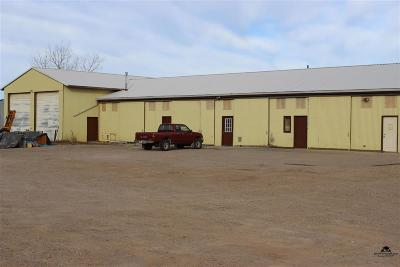 Spearfish Commercial For Sale: 3215 E Fairgrounds Loop