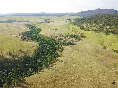 Belle Fourche, Spearfish Residential Lots & Land For Sale: Rr Homestake