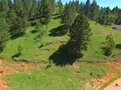 Spearfish SD Residential Lots & Land For Sale: $58,900